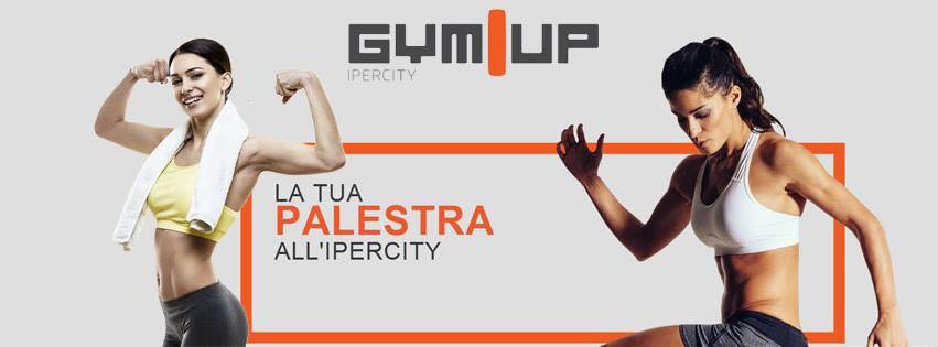 Palestra GymUp Ipercity